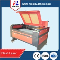 80W  Fabric/PVC/Leather Car Seat Covers Laser Cutting Engraving Machine Price