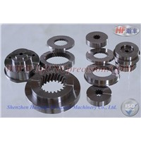 Customized CNC precision EDM parts