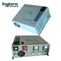 SCI 6000W Inverter with Build-in MPPT Solar Charge Controller