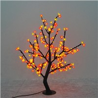 cherry blossom led decoration tree artificial flowers cherry blossom