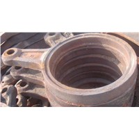 connecting rod/steel metal casting