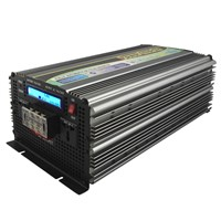 dc/ac power inverter 5000w 12V/24v 110V/220V/230v/240V 5kw LCD display