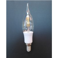 2W LED Filament Candle
