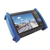 CCTV analog and ip camera tester