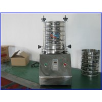 stainless steel standard test sieve machine