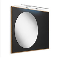 European hot selling bathroom mirror with led light IP44