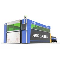 Full-protection and high-speed fiber laser cutting machine HS-G3015A