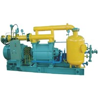 HEZ Vacuum pump and Compressor Unit