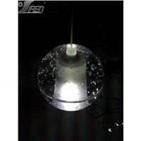 Beauty clear led crystal chandelier from Zhongshan made in China