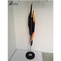 Modern design GU10 floor lamp best selling products in Zhongshan