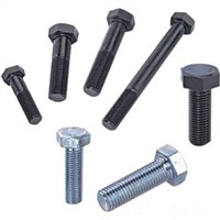 Screws and Bolts (HEX HEAD CAP SCREWS, HEXAGON SOCKET SCREWS, MACHINE SCREWS, SELF-TAPPING SCREWS)