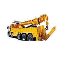 Breakdown Recovery Truck XZJ5540TQZA4 for Treating Vehicle Failure