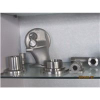 Machinery CNC machinery part casting parts,carbon steel valve parts,pump parts,pipe fitting parts