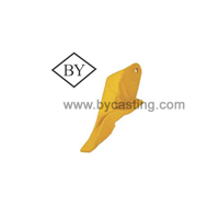Earthmoving replacement parts JCB 53103208 side cutter for spare parts casting corner tooth