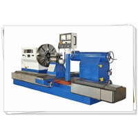 High Precision CNC Lathe Machine For Machining Flange(CK61200)