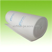 JW Cotton fiber filter media, Paint spray booth filter material, EU5 ceiling filter media
