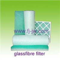 JW Fiberglass Media Paint Arrestor, Spray Booth Paint Stop, Floor Filter