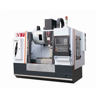 48m rapid feed CNC vertical machining center V7