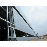 Polyurethane Sandwich Panel / Metal PU PIR Sandwich Roof Panel Wall Panel