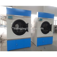 dry cleaning machine in industrial washer for laundry room and washroom