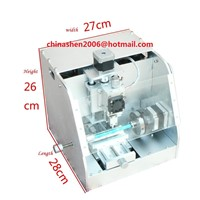 Dog Tag Lighter Jewelry Ring Engraving Machine