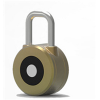 hot sell new design bluetooth padlock