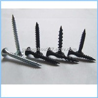 phosphatized bugle head drywall screws/black drywall screw