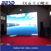 Indoor P10 LED Display screen advertising in shopping mall led sign (160mm*160mm Module)