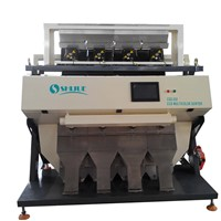 Intelligent CCD color sorter machine