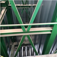 IBR and corrugated steel roofing sheet