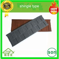 nigeria soncap stone coated metal roofing tile
