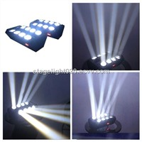 8x10w led wash light,white led stage light,audio meeting light