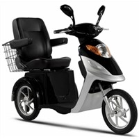 EV3 Three Wheel Electric Mobility Scooter 500 Watt Motor / 48 Volt 20Ah Battery