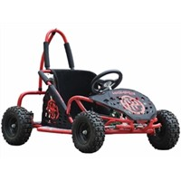 MotoTec 79cc 2.5HP 4-Stroke (EPA Approved) Off Road Go Kart