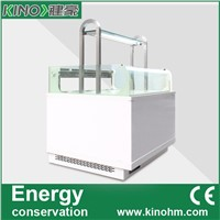 China factory, Sandwich display showcase,Bakery Store display cabinet,commercial deli display,