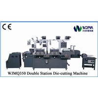 High Speed Double-station Die-cutting Machine