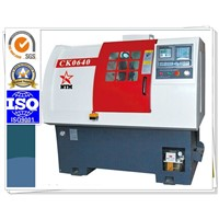 Universal High Quality Lathe Machine CNC Machine Tool with Turning Cutting Threading Functions