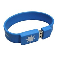 Wristband/Bracelet Custom USB Flash Drive