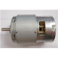 18V DC Mabuchi Motor for Drill/Cordless Garden Tool/Circular Saw(RS-755VC-4540)