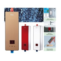 Instant Electric Kitchen Water Heater