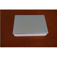 Metal fluorocarbon Decorative Insulation Board