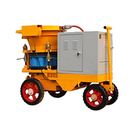 bafang series explosion-proof wet shotcrete machine