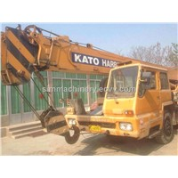 Japan Made Kato NK250E 25T Truck Crane Original Engine Crane NK250E