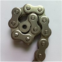 40 SS stainless steel roller chain natural with super quality good price