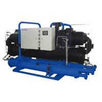 Water cooled double screw chiller (224kw~1878kw)
