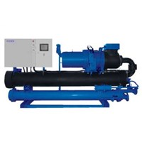 Water cooled single screw chiller (112klw~938kw)