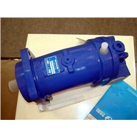 Competitive hydraulic piston motor A6V