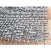 65Mn 70Mn Slurry Crimped Vibrating Mine Use Screen Mesh