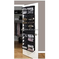26 pair shoe rack , pocket Hanging Organizer/Rack, Door Space Saver
