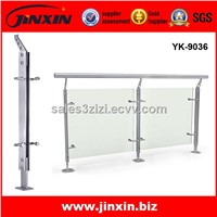 AISI304/316 Stainless steel balustrade railing safety barriers children